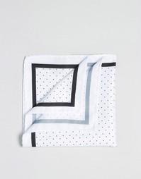 Платок для нагрудного кармана Selected Homme - Белый