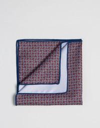 Платок для нагрудного кармана Selected Homme - Красный