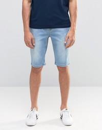 Джинсовые шорты Hoxton - Синий