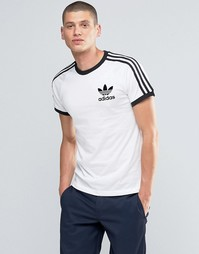 Футболка adidas Originals California AZ8128 - Белый