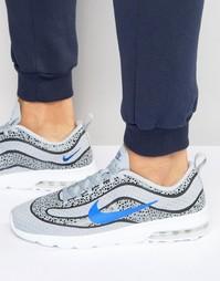 Серые кроссовки Nike Air Max Mercurial R9 818675-004 - Серый