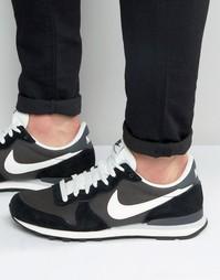 Серые кроссовки Nike Internationalist 828041-201 - Серый