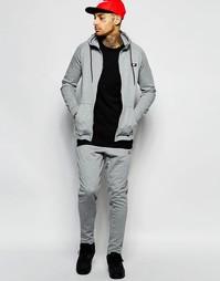 Серый спортивный костюм Nike Modern 805052-091 - Серый