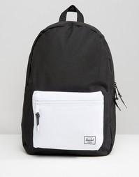 Черный рюкзак на 21 литр Herschel Supply Co Settlement - Черный