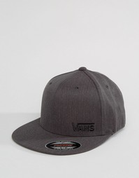 Серая кепка Vans Splitz VCFKCHH - Серый