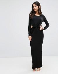 Платье Pixie & Diamond - Черный