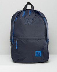 Синий рюкзак New Balance 410 - Синий