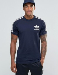 Футболка adidas Originals California AZ8131 - Синий
