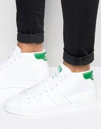 Кроссовки средней высоты adidas Originals Stan Smith S75028 - Белый