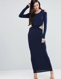 Платье Pixie & Diamond - Темно-синий