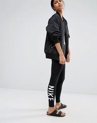 Леггинсы с логотипом Nike
