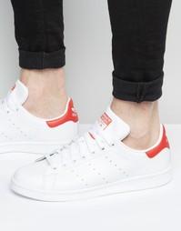 Белые кроссовки adidas Originals Stan Smith M20326 - Белый