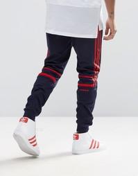 Спортивные штаны adidas Originals CLR84 AZ0278 - Синий