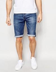 Джинсовые шорты Pepe Jeans Cash - Синий