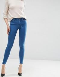 Облегающие джинсы с классической талией ASOS Lisbon