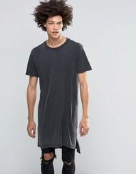 Длинная футболка Cheap Monday - Черный