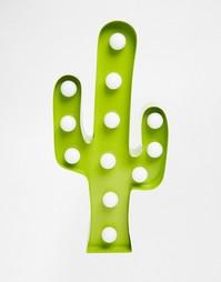 Светильник в виде кактуса Sass & Belle - Зеленый