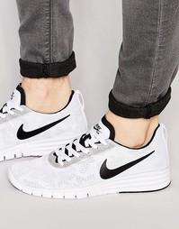 Белые кроссовки Nike SB Lunar P-Rod 9 749564-100 - Белый