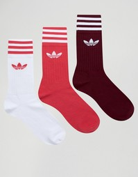 3 пары носков adidas Originals AY8708 - Мульти