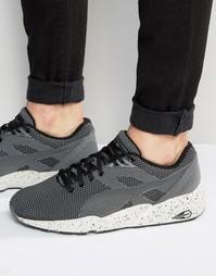 Сетчатые кроссовки Puma R698 - Черный
