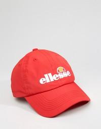 Нейлоновая бейсболка Ellesse - Красный