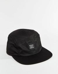 Черная кепка с сетчатыми вставками Herschel Supply Co Glendale