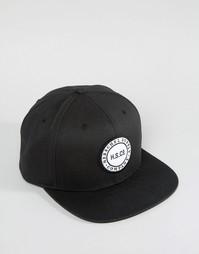 Бейсболка Herschel Supply Co Cam - Черный