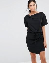 Платье мини Isla Eclipse - Черный
