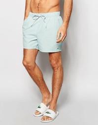 Выбеленные шорты для плавания Tommy Hilfiger - Зеленый
