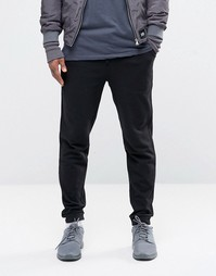 ASOS Jersey Joggers In Black - Черный