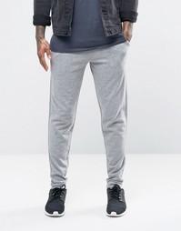 ASOS Skinny Joggers In Grey Marl - Серый меланж