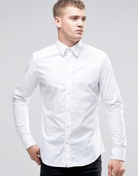Рубашка слим G-Star - Белый