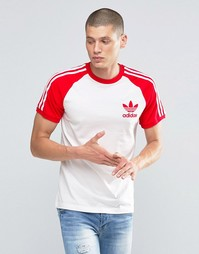 Футболка adidas Originals California AZ8130 - Белый