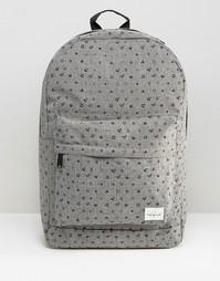 Серый рюкзак Spiral Casino - Серый