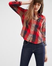 Рубашка в клетку Levis - Sumac tango red Levis®