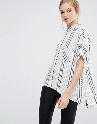 Рубашка Y.A.S Evan - Белый