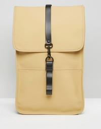 Песочный рюкзак Rains - Бежевый