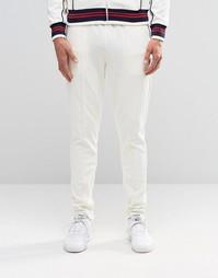 Спортивные штаны слим Fila Vintage - Бежевый