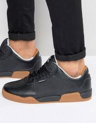 Кроссовки с каучуковой подошвой Supra Ellington - Черный