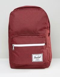 Бордовый рюкзак Herschel Supply Co Pop Quiz - Красный