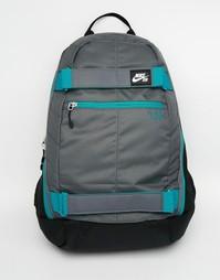 Черный рюкзак среднего размера Nike SB Embarca BA4686-010 - Черный