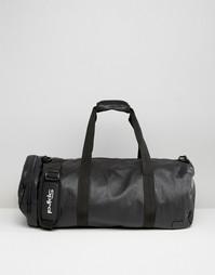 Черная сумка из искусственной кожи Spiral - Черный