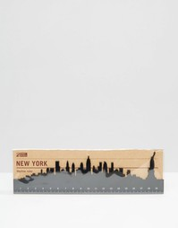 Линейка New York Skyline - Мульти Gifts