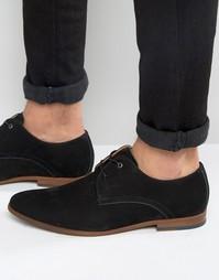 Черные оксфордские туфли Aldo Viralian - Черный