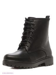 Черные Ботинки Dino Ricci