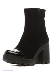 Черные Ботинки Benta