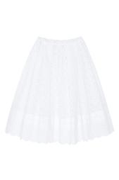 Хлопковая юбка Philosophy Di Lorenzo Serafini