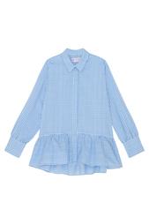 Блузка в клетку Mixer