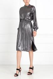 Платье Mae с металлизированным эффектом Isabel Marant Etoile