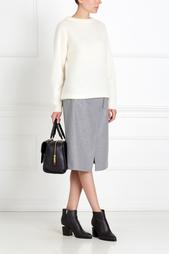 Шерстяная юбка Panna Wool Acne Studios